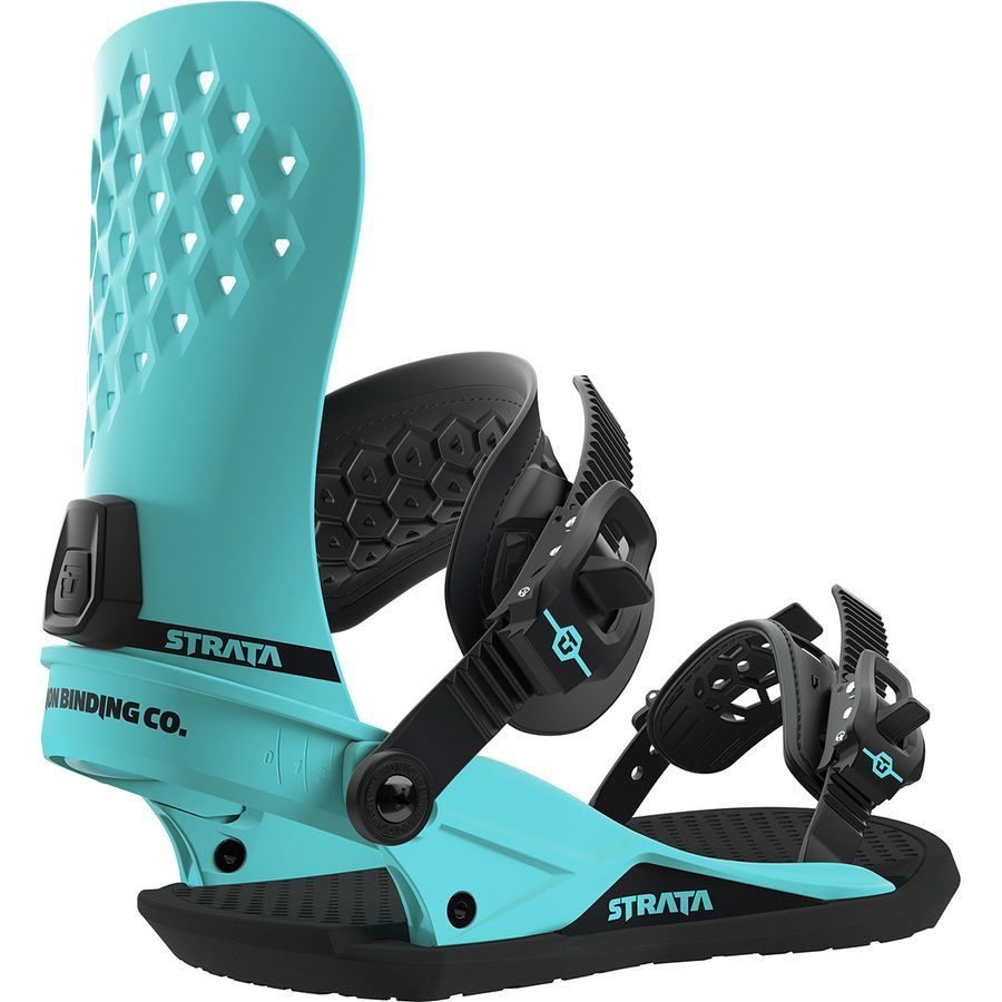 Union Strata Snowboard Binding Metallic Blue | Snowboard