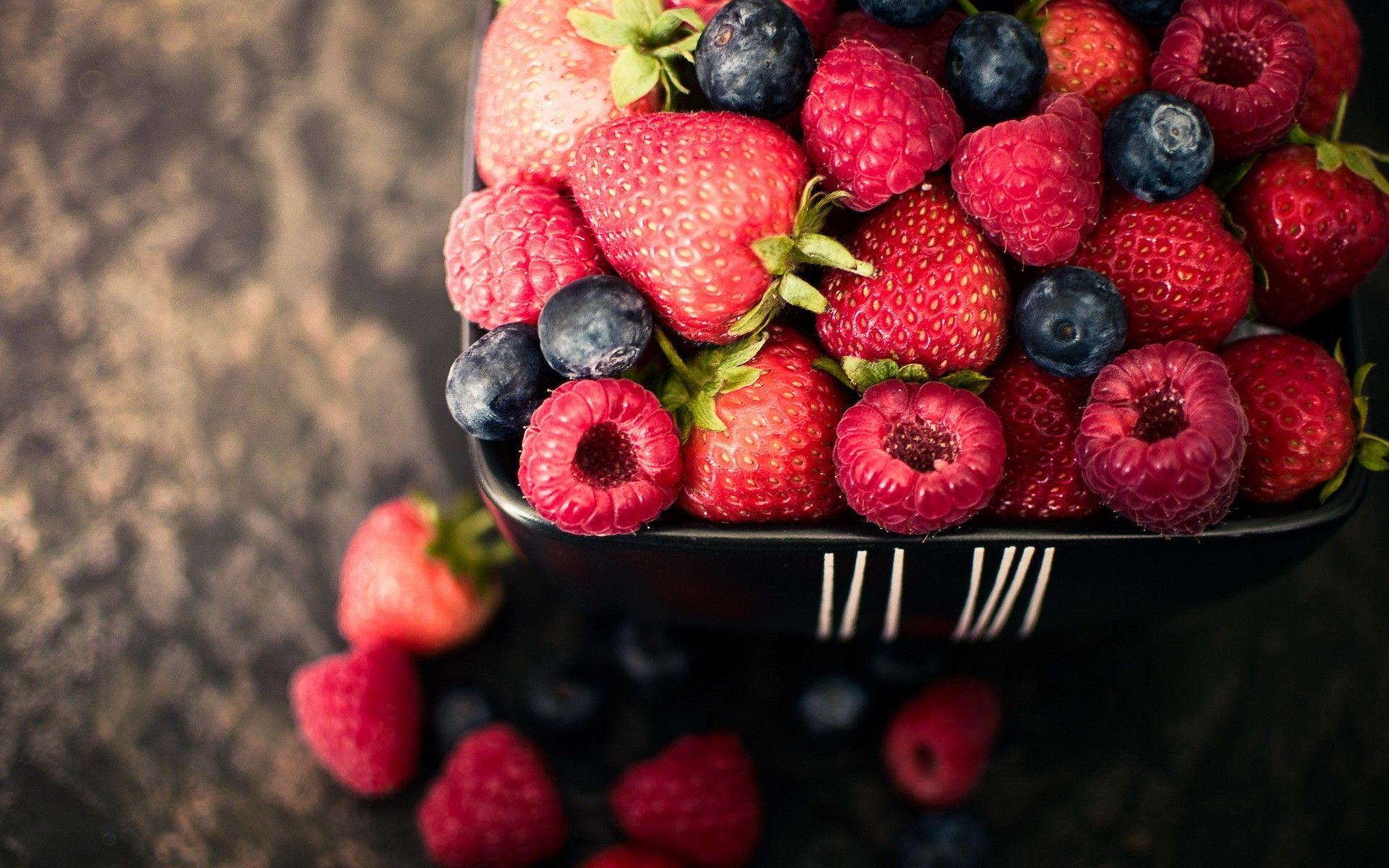 Berries Colors