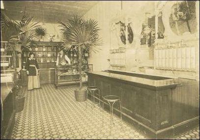 (Vienna bakery)