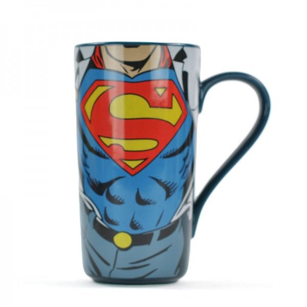 Need a super strength coffee in the mornings and love DC Comics Superman  then this awesome 1232a672bdf