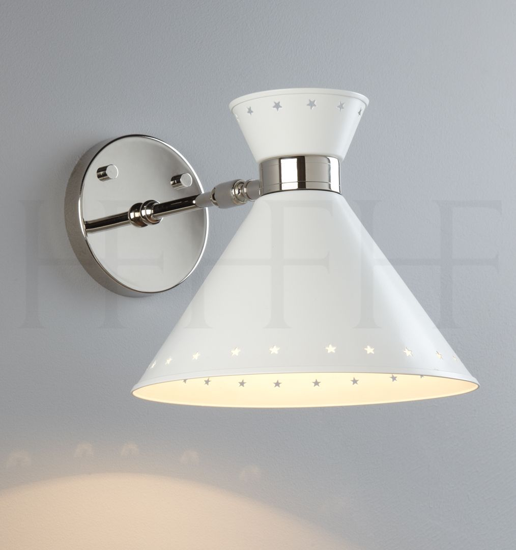 Bathroom Light Fixture Humming: Hector Finch, Wall Lights