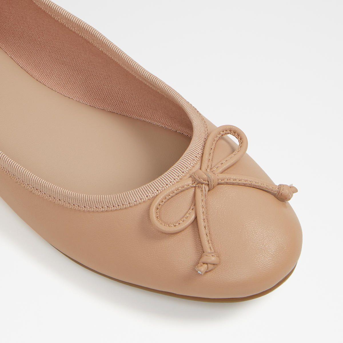ec67d54db947 Aldo s Classic Nude Ballet Flats - Palinira Ballerinas