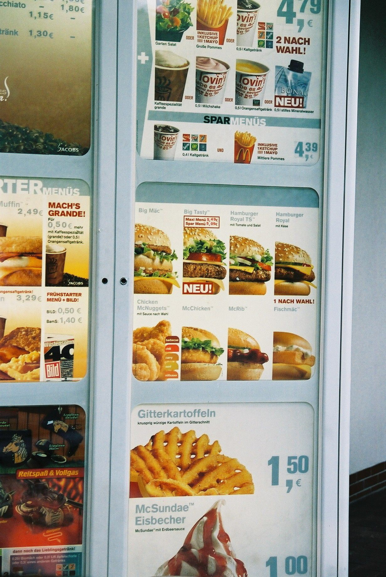 Mcdonalds In Germany Fast Food Items Mcdonald S Germany Food