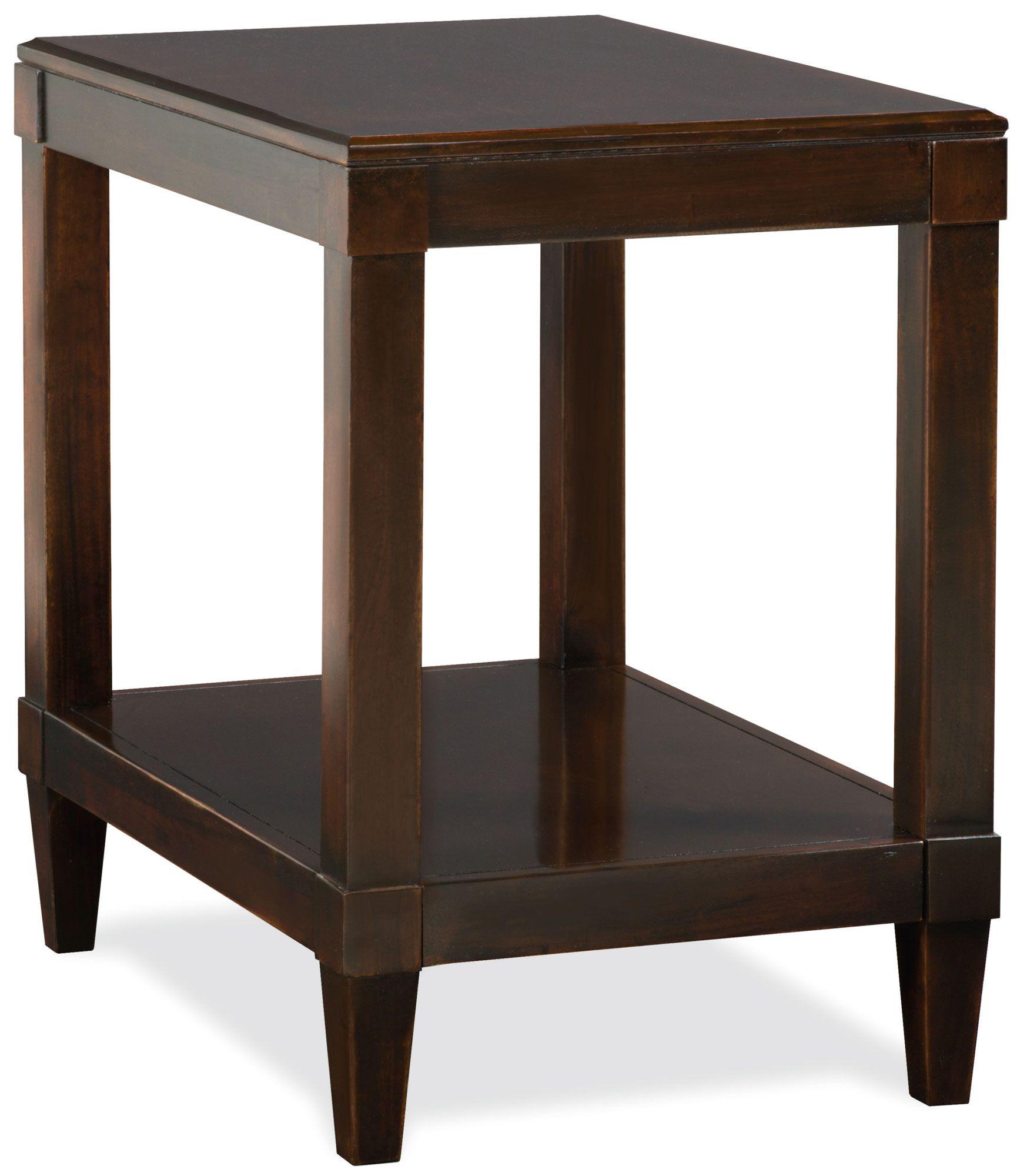 333 122 Laurel Canyon End Table | Bernhardt W 18 D 26 H 26 #