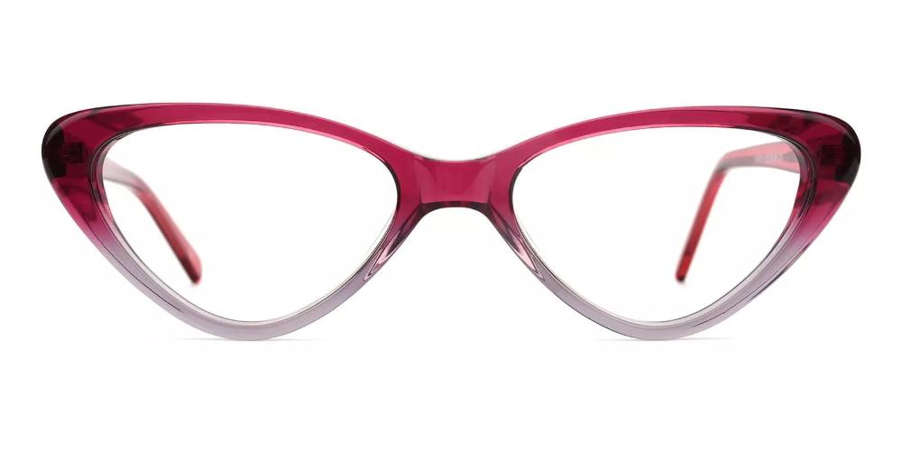 Catalin Brown Cat Acetate Eyeglasses Additional2 Cat Eye Frames Eyeglasses For Women Eyeglasses