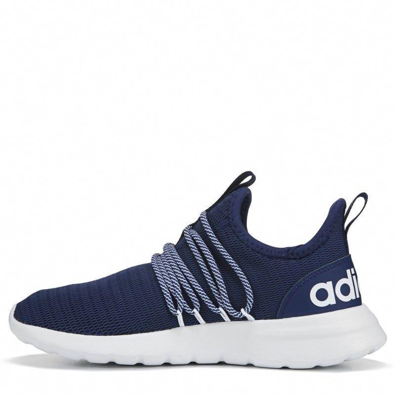 Adidas Men's Cloudfoam Adapt Slip On Sneakers (NavyWhite