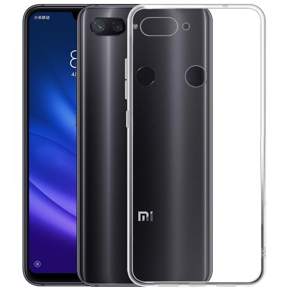 High Tpu Case For Xiaomi Mi 8 Lite Slim Transparent Silicone Soft Clear Back Cover For Xiaomi Mi 8 Mi8 Lite Phone Case Transparent Silicone Phone Cases Xiaomi
