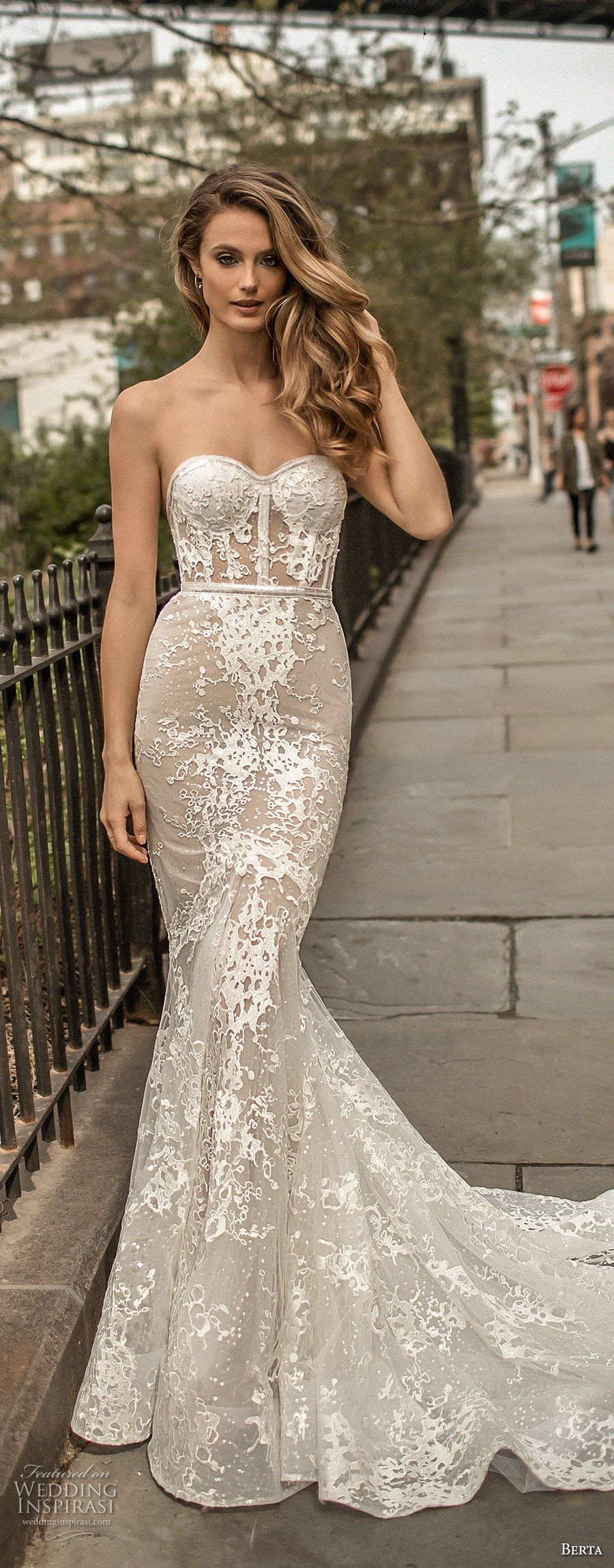 Berta bridal spring wedding dresses u part the wedding