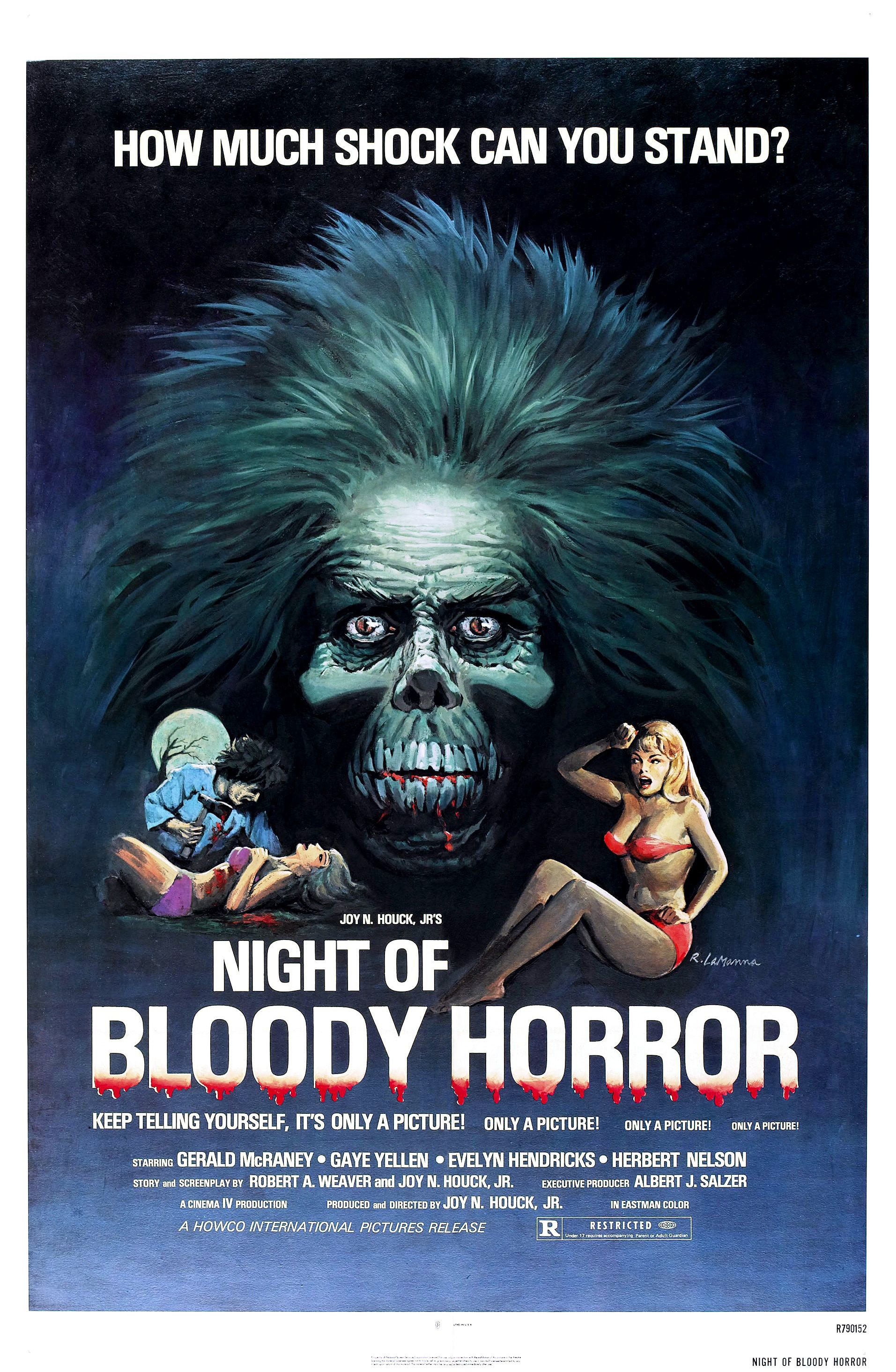Night of Bloody Horror (1969)