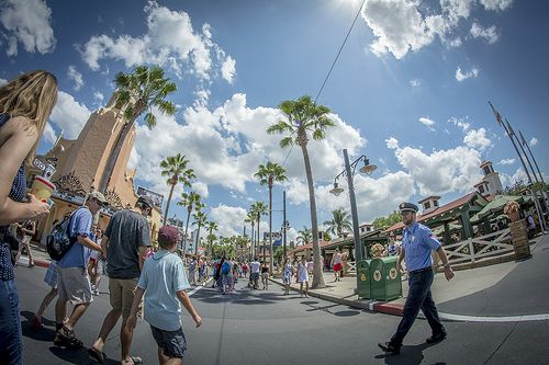 Disney's Hollywood Studios - Sunset Strip