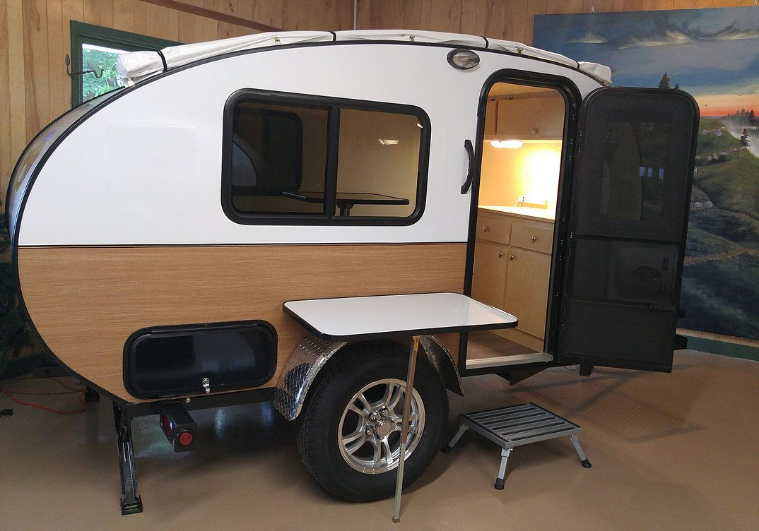 Grizzly Bear Camper Lightweight Campers Small Trailer