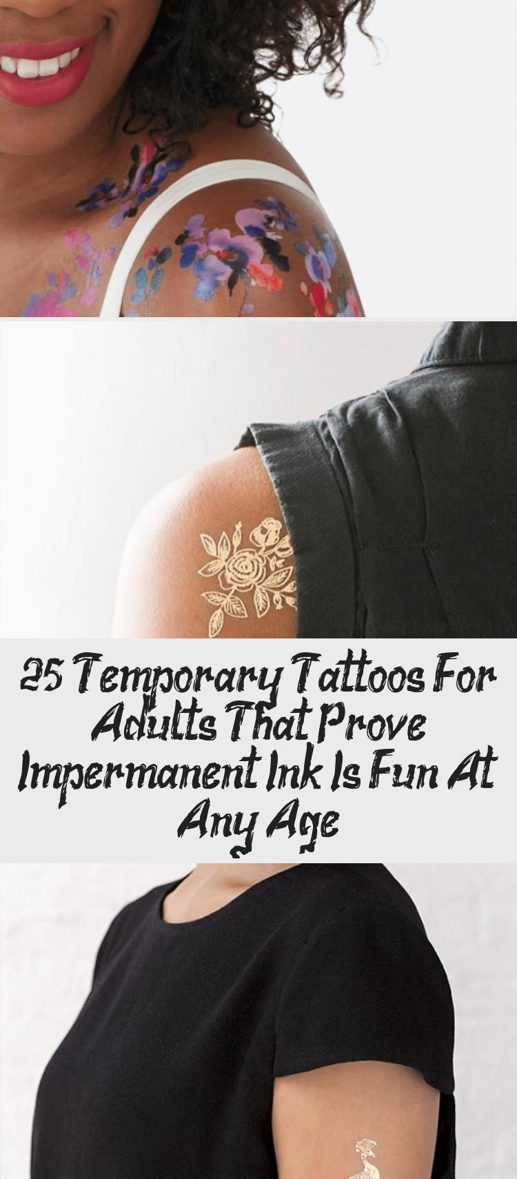 Henna Tattoo Für Jungs: 25 Temporary Tattoos For Adults That Prove Impermanent Ink