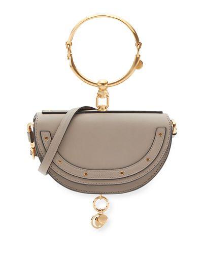 ed0311ea6586f Chloe Nile Small Bracelet Minaudiere Bag   BAGS   Torebki, Ubrania ...