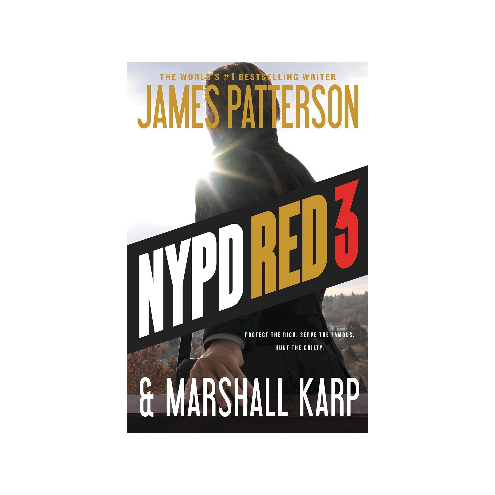 Nypd red 3 nypd red hardcover by james patterson