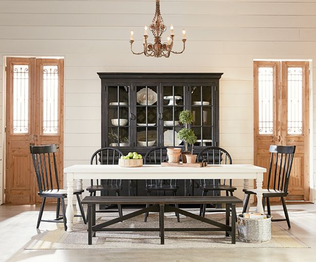 from the new magnolia home furnishings line by joanna gaines select items at the great - Dining Room Items