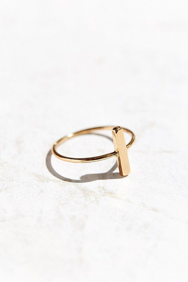 Adorable Bar Ring on ShopStyle!