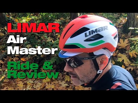 The Limar Air Master Road Cycling Helmet Is Designed To Keep You