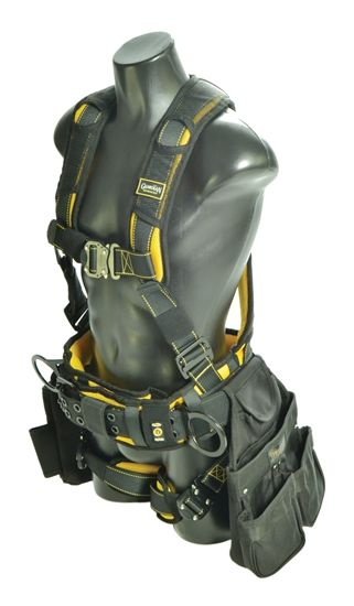Construction Safety Harness But Just Think Of The Possibilities