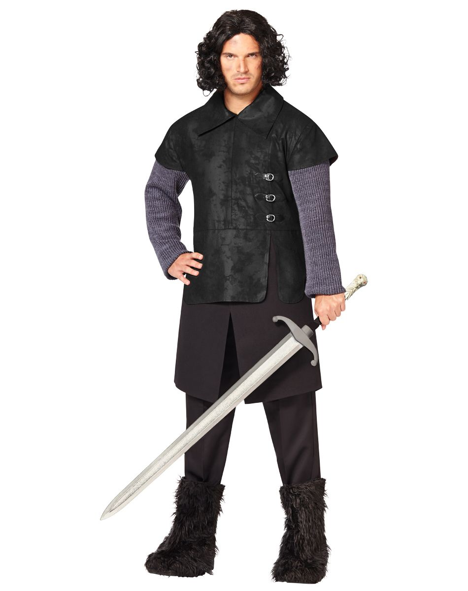 Game of Thrones Jon Snow Adult Mens Costume exclusively at Spirit ...