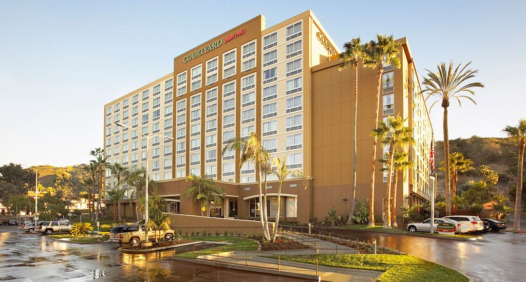 Courtyard By Marriott San Go Mission Valley Hotel Circle