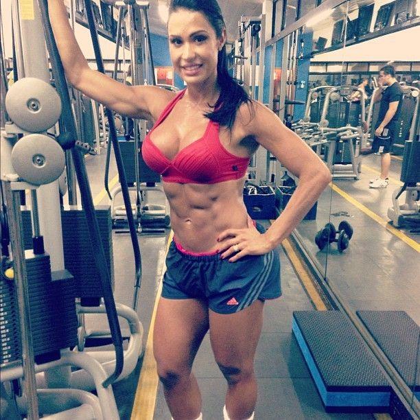 Gracyanne barbosa fitness pinterest fit chicks fitspiration gracyanne barbosa thecheapjerseys Choice Image