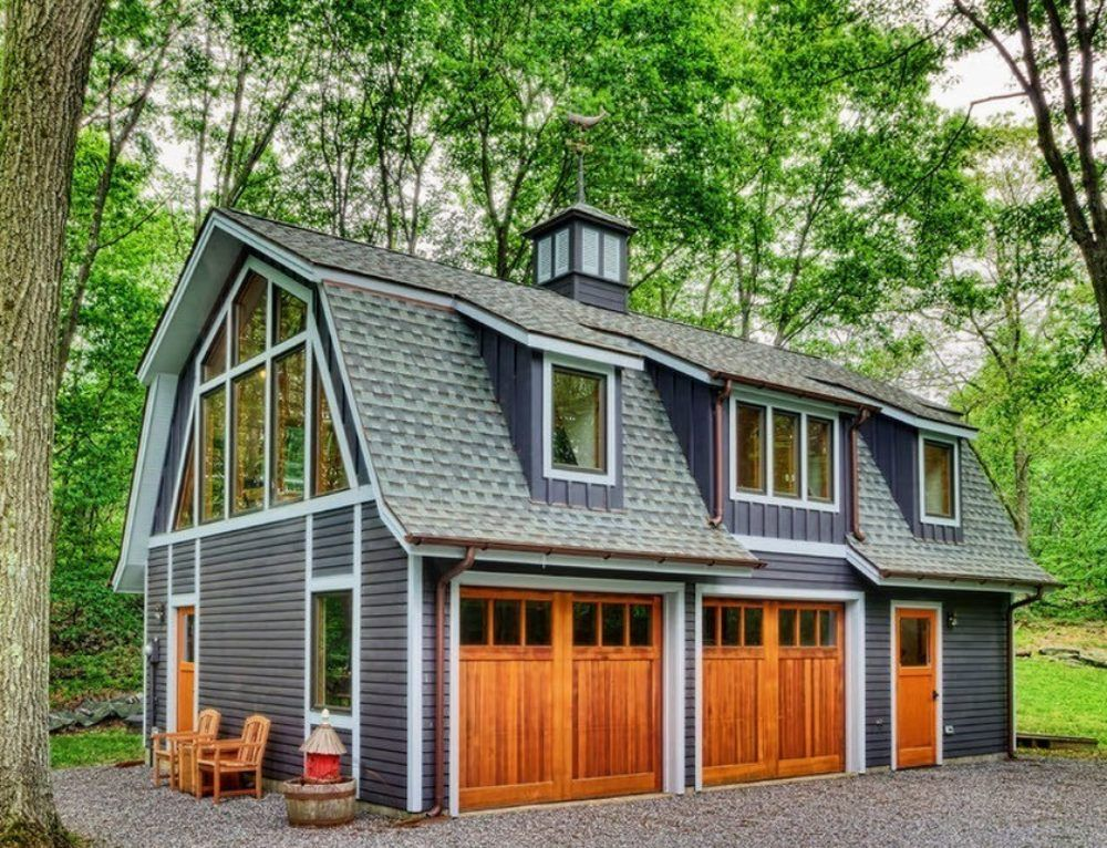 Top 20 Shipping Container Home Designs And Their Costs In 2020 Gambrel Barn Container House Design Barn House Plans