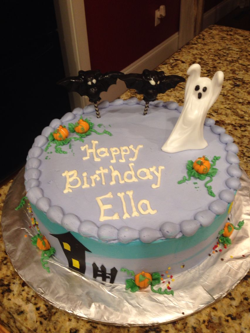 Ella's 1st Birthday Cake Hope she likes it!