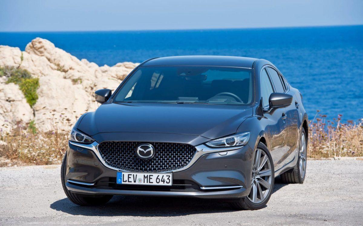 Nuevas Imagenes Del Renovado Mazda6 2018 Para Conocerlo En Mayor Detalle Mazda 6 Mazda Y Motores