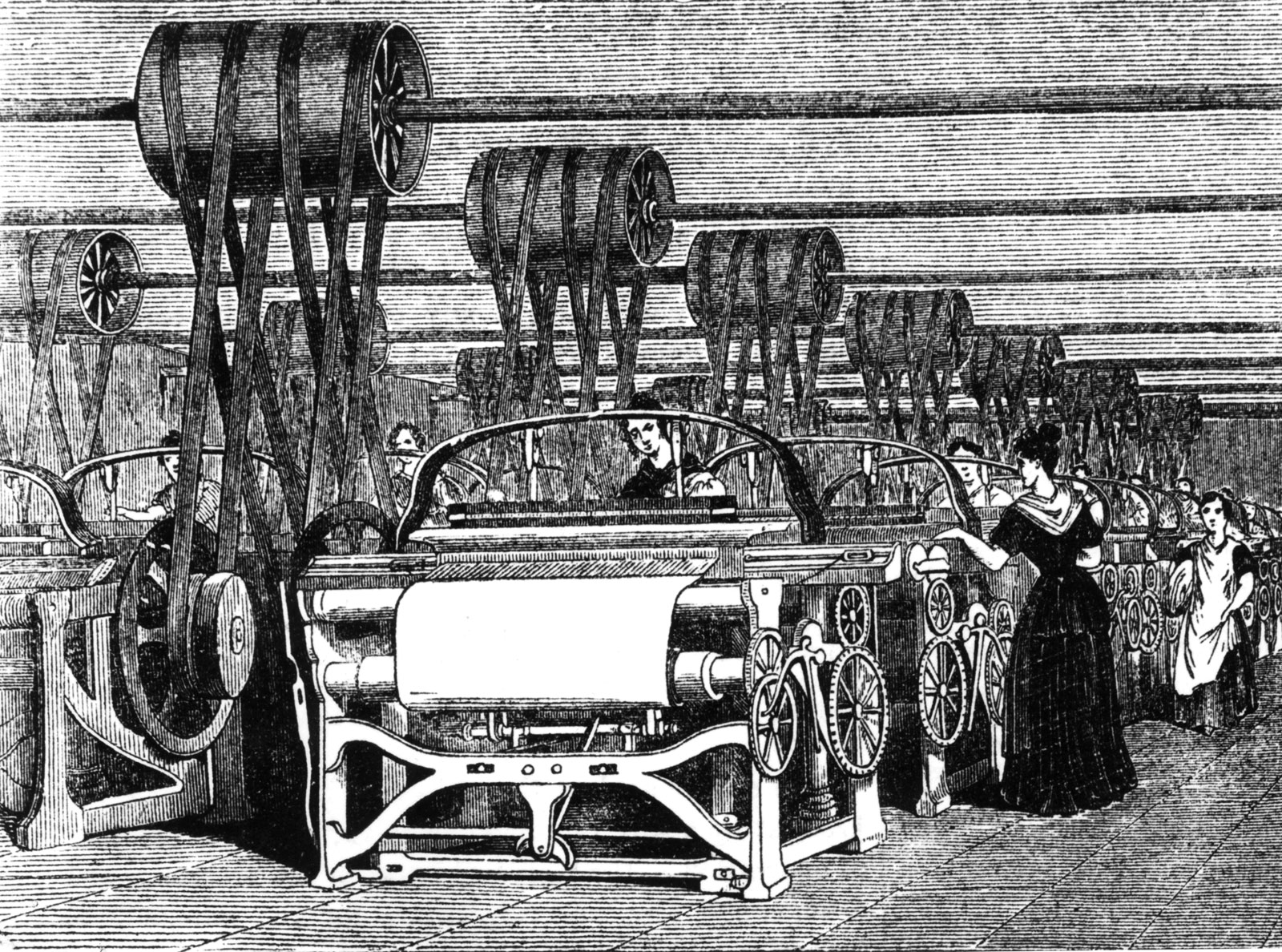 Steam Engines Used In Industries