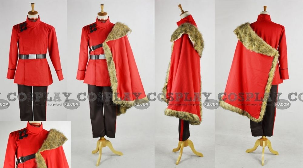 Durmstrang Cosplay Costumes Cosplay Costumes It is located in the northernmost regions of norway or sweden. durmstrang cosplay costumes cosplay