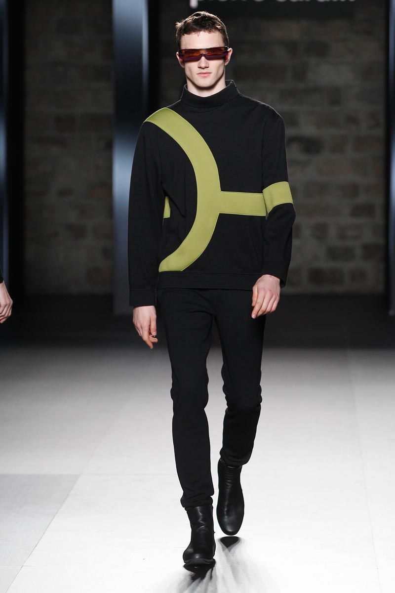 Pierre Cardin – 080 Barcelona Fashion FW 12 | Barcelona