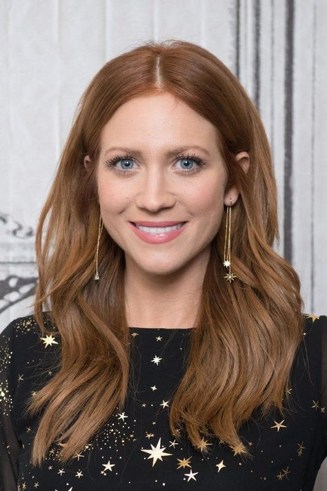 Iconic Redheads Giving Us Major Color Inspiration  Brittany Snow