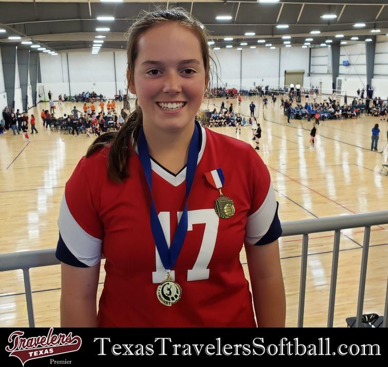 Elise Bonenberger 2021 1b Of Was Selected For The All Tournament Team After A Solid Performance At T Volleyball Tournaments National Championship Mens Tops