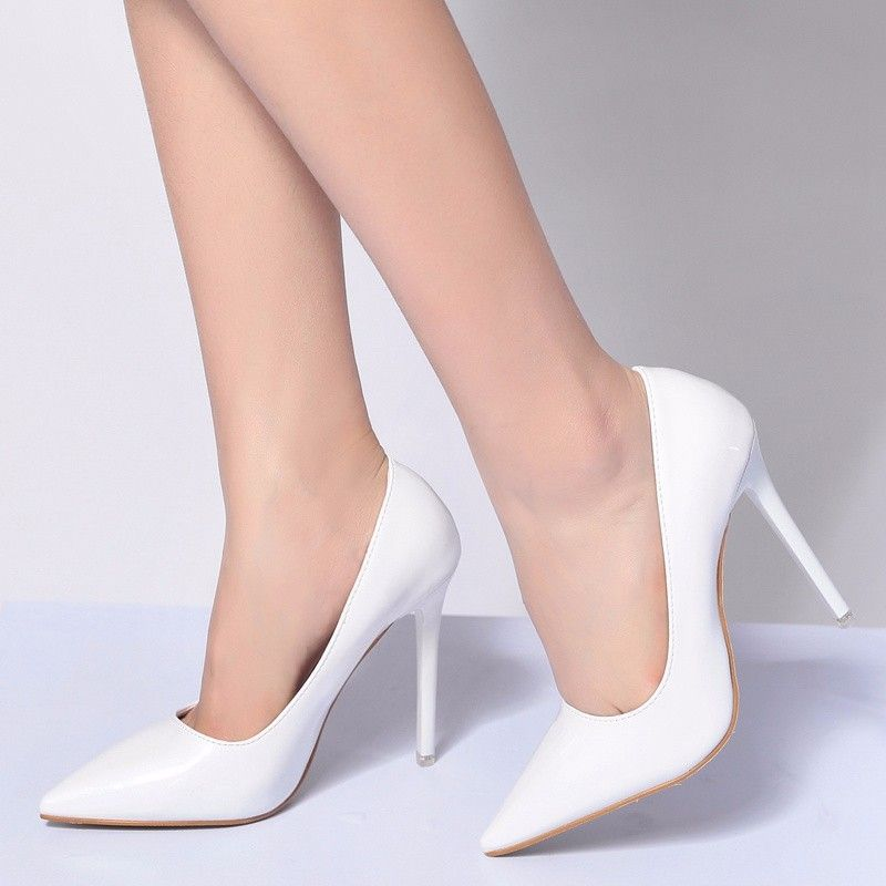 69143020a6a Classic Women Sexy Stilleto Office High Heels Pumps Shoes Pointed ...