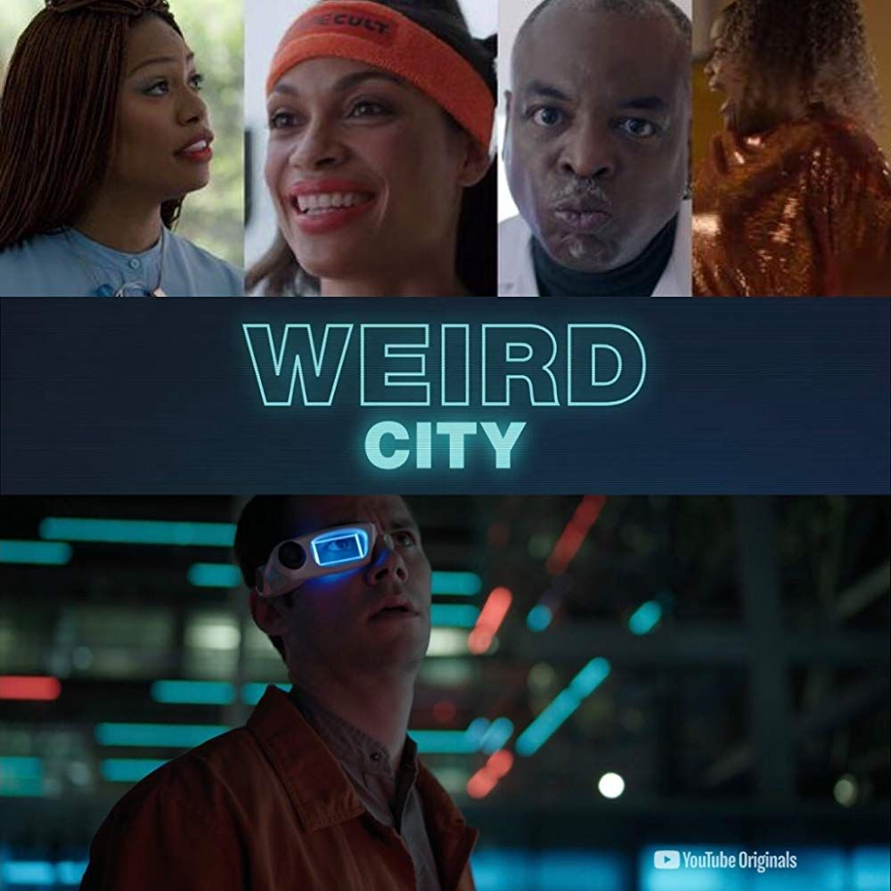 Image result for Weird City series