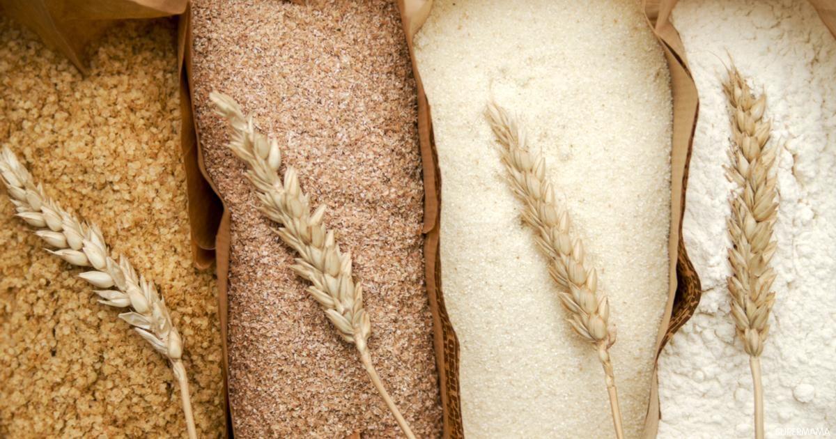 كيف أنتقي دقيق القمح الجيد حسب الاستخدام سوبر ماما Wheat Cereal Cereal Wheat