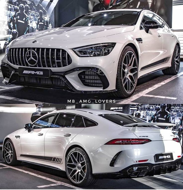 AMG GT63s Edition 1