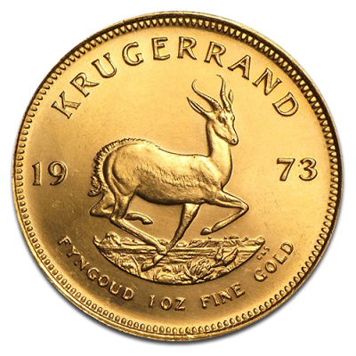 Krugerrand 1oz Gold Mixed Years With Images Gold Krugerrand Coins Gold Bullion Bars