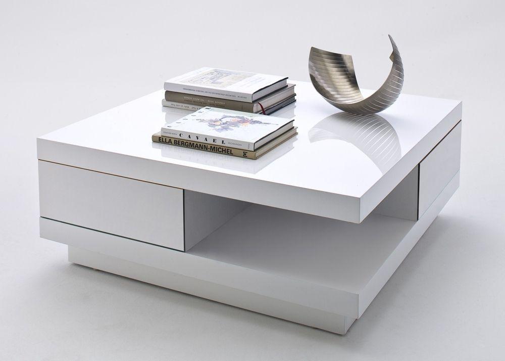 couchtisch wei hochglanz lackiert schubladen 4771 bei m bel wohnbar kaufen yatego produktnr. Black Bedroom Furniture Sets. Home Design Ideas