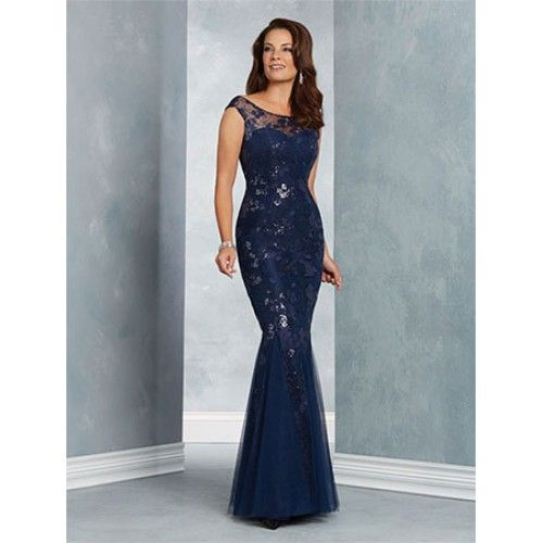 Alfred Angelo Mother Of The Bride Dress 9059