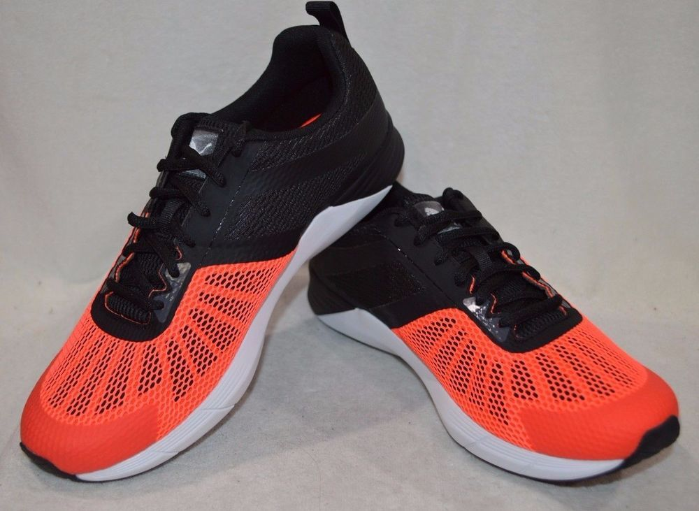 57ce888b6a5a PUMA Men s Propel Red Blast Black White Running Shoes-Asst Sizes NWB 189049