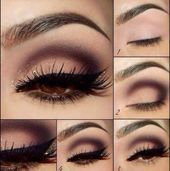Hair tutorial step by step how to apply 68 Ideas  Hair tutorial step by step how…