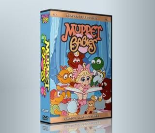 Muppet Babies Complete Series On Dvd 20 Disc Set Have To