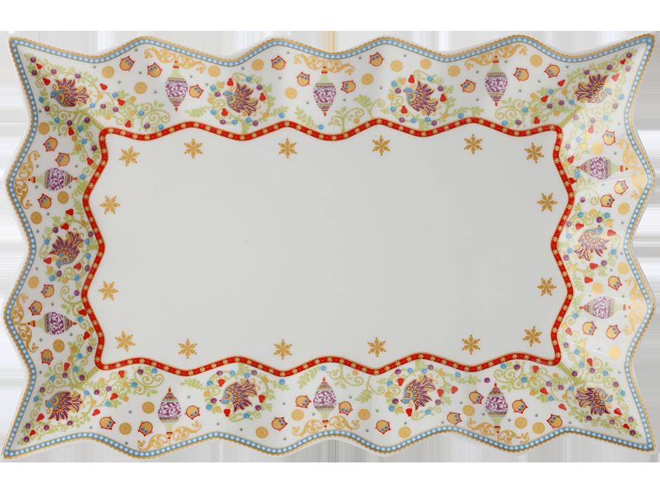 Platter Rectangular 30x20cm