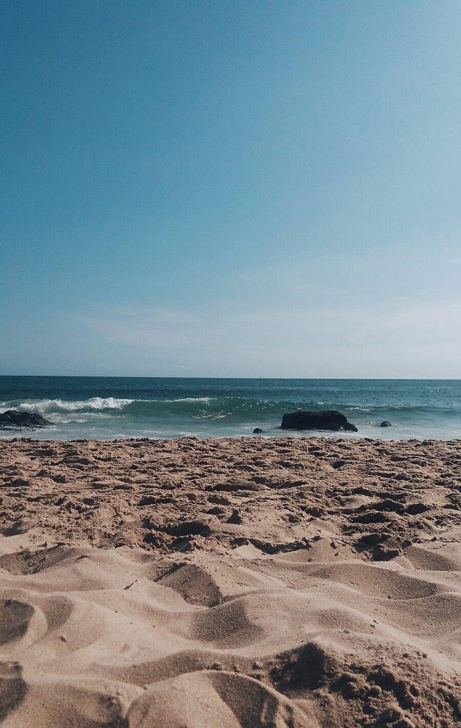 Pin Oleh Aktashka Di Beach Wallpaper Pantai Wallpaper Estetika Pantai