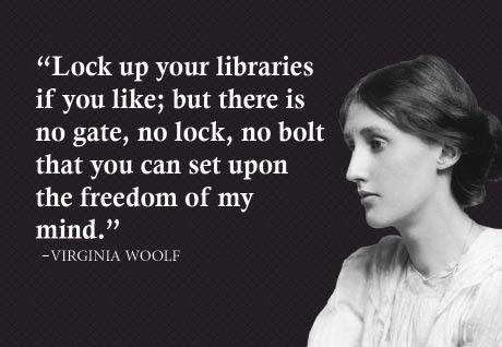 virginia wolf quote | virginia-woolf-quote-fridge-magnet-1_large