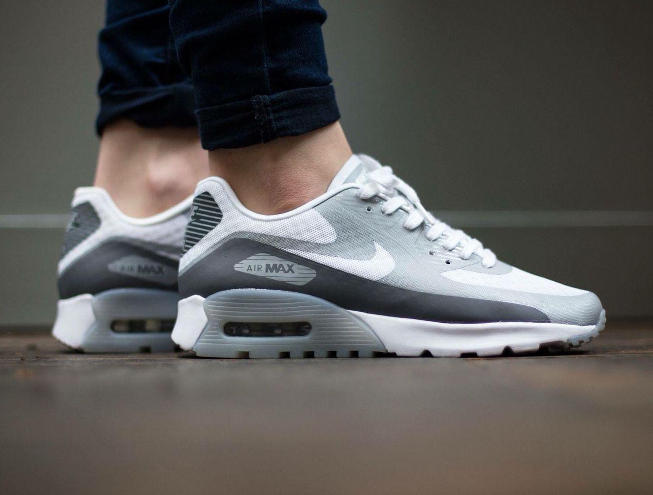 promo code f08cd da0c2 ... Nike Air Max 90 Ultra Breeze Grey ...