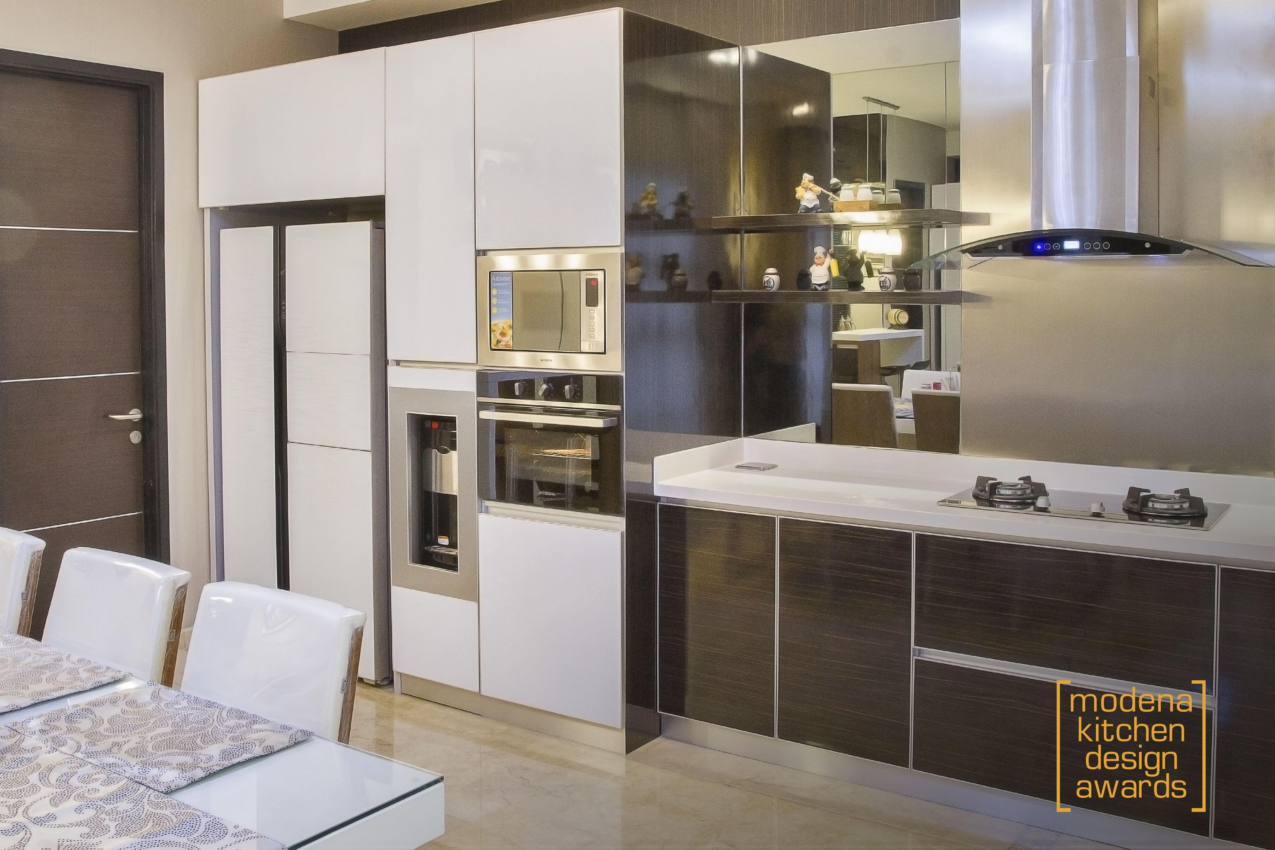 Kitchen Design Maker. Kategori Kitchen Maker dan Consumer  Intenz Interior MKDA2014