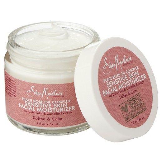 SheaMoisture Peace Rose Oil Complex Sensitive Skin Facial