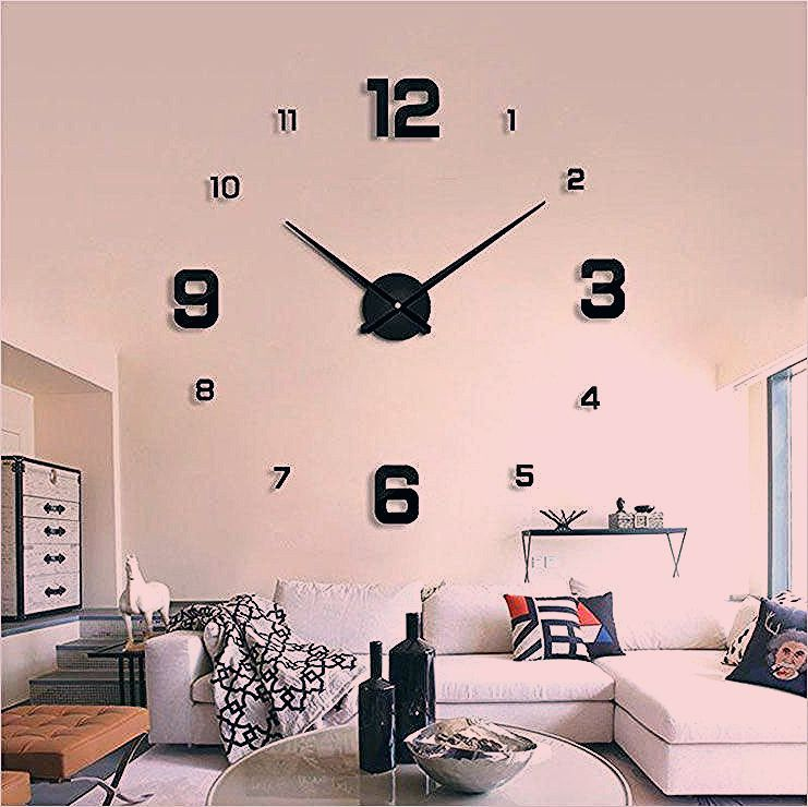Pin By Victoria Wehner On Horloges Autocollant Wall Clock Clock Wall Clock Price